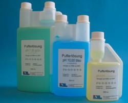Puffer oldat 500ml pH 10  kék