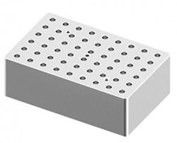 Blokk 54x0,2ml PRC - átm.:6,4mm, mélység:15mm