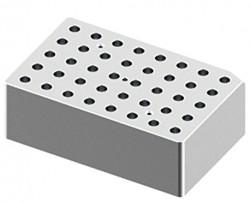 Blokk 40x0,5ml - átm.:8,2mm, mélység: 26.4mm