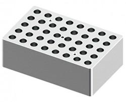 Blokk 40x1,5ml - átm.:11mm, mélység:34,7mm