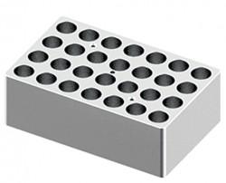 Blokk 28x5/15ml - átm.:17mm, mélység:48mm