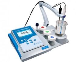 Asztali pH-és vezetőképesség mérő PH9500