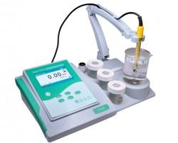 Asztali pH-és vezetőképesség mérő EC950