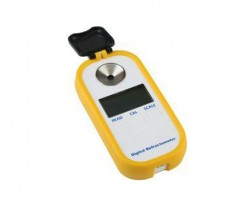 Hordozható, digitális kézi refraktométer DR-301