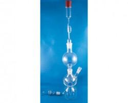 Kipp készülék, gázfejlesztő boroszilikát üvegből 500ml