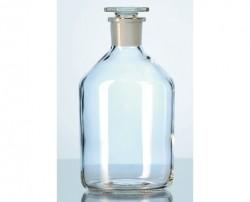 Folyadéküveg szűk fehér  25ml