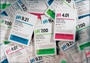 Tasakos kiszerelésű pH Puffer oldatok